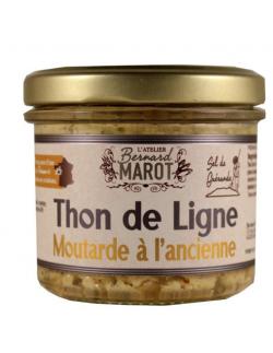 Bernard Marot, Thon de ligne - Moutarde à l'ancienne - 1