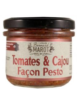 Bernard Marot, Tomates et Cajou - Façon Pesto - 1