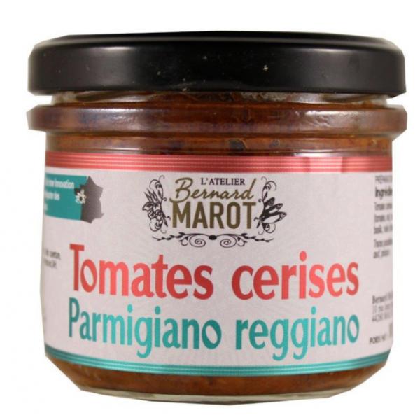 Bernard Marot, Tomates Cerises - Parmigiano Reggiano - 1