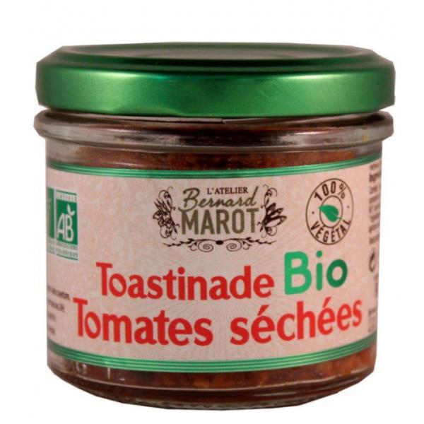 Bernard Marot, Toastende bio tomates séchées - 1