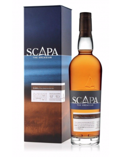 WHISKY SCAPA THE ORCADIAN GLANSA - 1