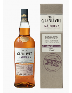 WHISKY THE GLENLIVET NADURRA 60,2 % - 1