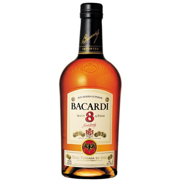 RHUM BACARDI Reserva Superior 8 ans - 1