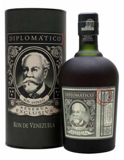 RON DIPLOMATICO RESERVA EXCLUSIVA - 1