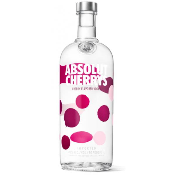 ABSOLUT CHERRYS - 1