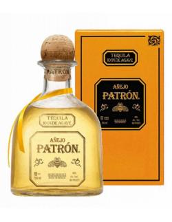 TEQUILA PATRON ANEJO - 1