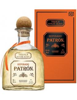 TEQUILA PATRON REPOSADO - 1