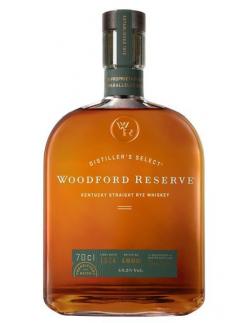 WOODFORD RESERVE Rye Whiskey - 1