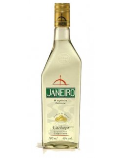 CACHACA JANEIRO - 1