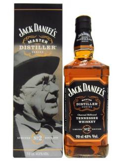 JACK DANIELS MASTER DISTILLER N2 - 1