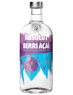 ABSOLUT BERRI ACAI - 1