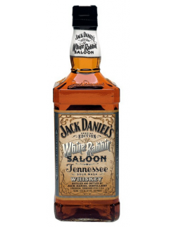 Whisky JACK DANIELS White Rabbit Saloon - 1