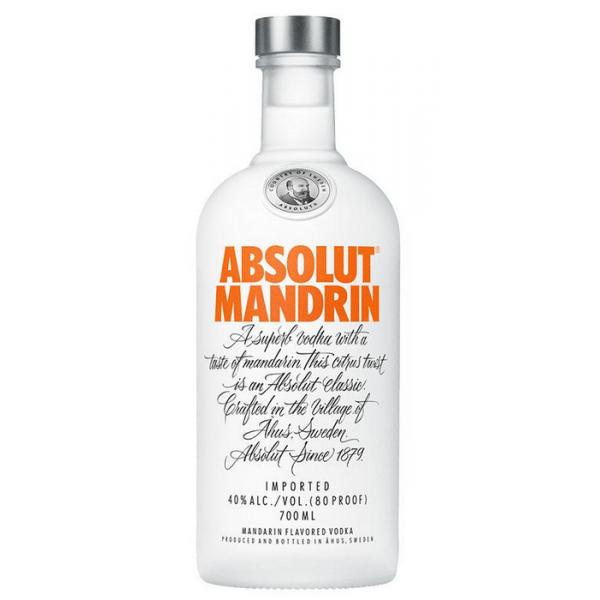 ABSOLUT MANDRIN - 1