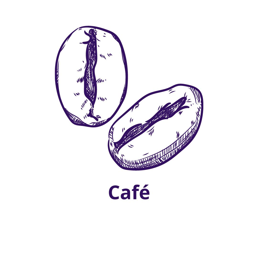 Bouteille goût Café