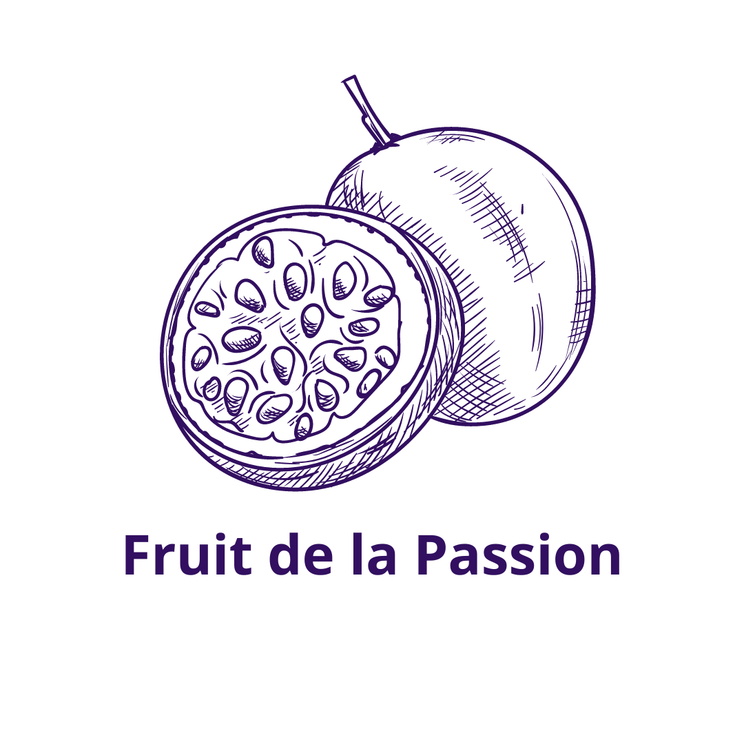 Bouteille goût Fruit de la Passion