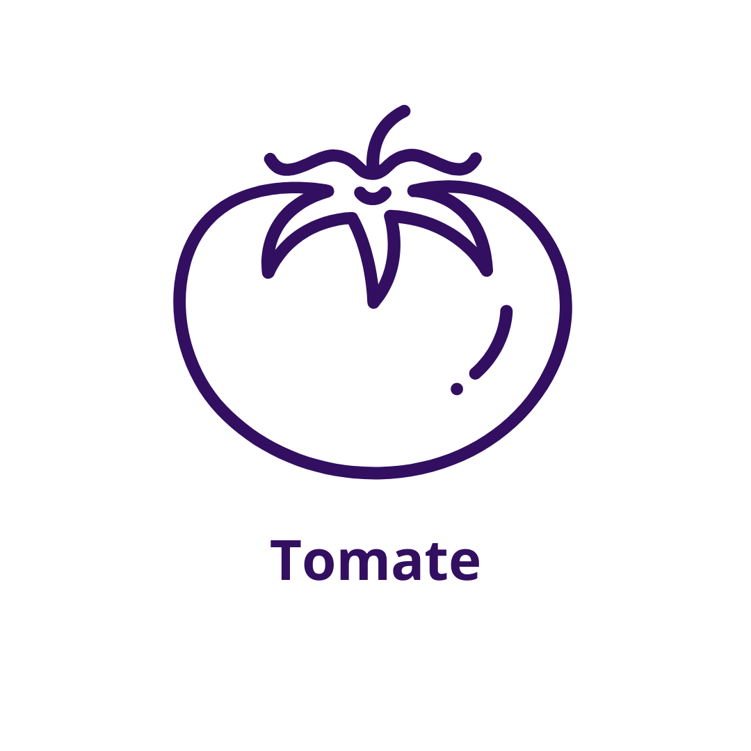 Bouteille goût Tomate